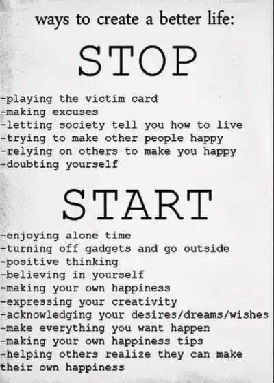 This just slapped me in the face and made me realize it's time to make some changes.