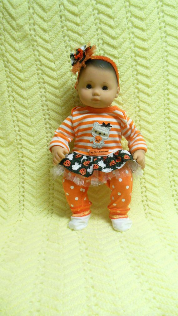 American Girl Bitty Baby clothes Bitty Twins by TheDollyDama