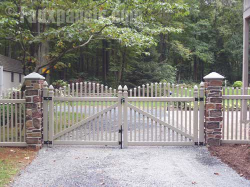 Stone Driveway Entrance Pillars : Best images about brick pillars on pinterest a staff