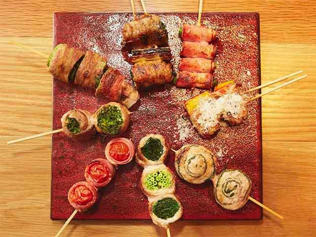 屋台でも人気の博多の串焼きが東京で食べられる新店!