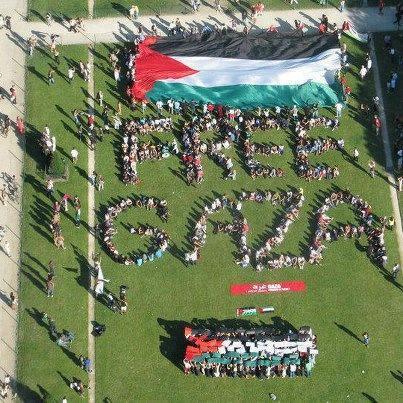 #FreeGaza na França