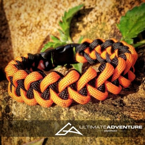 Orange and Black Jawbone Paracord Survival Bracelet from www.ultimateadventures.co.za #orange #black #sharksjawbone #jawbone #bracelet #paracord #paracord550 #paracordsurvival #paracordsurvivalbracelet #survival #paracordporn #outdoorgear #survivalbracelet #survivalparacord #survivaladventure #edc #everydaycarry #adventure #survivalgear #adventuregear #adventurebracelet #ultimateadventure #ultimateadventureco #ultimateadventures #paracordon #cordcraft #craft #outdoorcraft