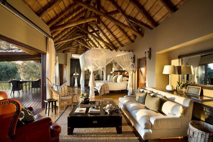 Lion Sands Tinga Lodge - Kruger National Park Lodges | Rhino Africa