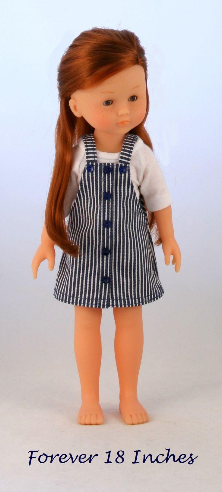 1000+ images about Pour la poupee de ... on Pinterest Doll dresses, Shoe pa...
