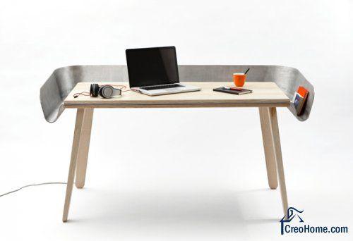 Домашний рабочий стол от дизайнера Tomas Kral