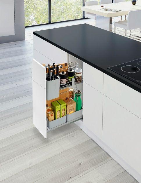Sprytne sposoby na przechowywanie w kuchni - zdjęcie numer 4