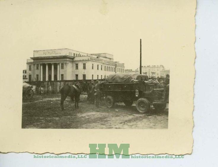 Dom Żołnierza, ul. Żwirki i Wigury