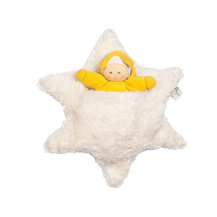 Organic Star Baby Doll With Images Newborn Toys Baby Star