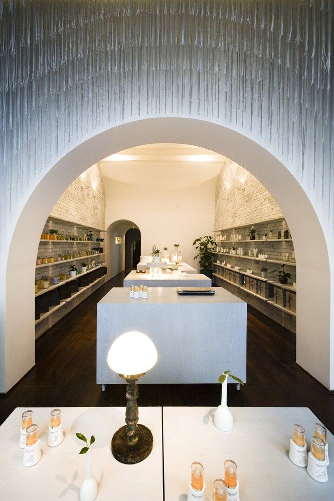 Super Sense Spa in Shanghai | http://www.remodelista.com/posts/kuu-architects-super-sense-spa-in-shanghai-china via @Remodelista @Julie Forrest Carlson #Spa in China!
