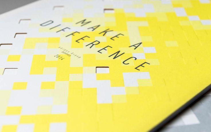 adidas Group – Geschäftsbericht 2014 von strichpunkt gestaltet #makeadifference #strichpunkt #corporatedesign #geschaeftsbericht