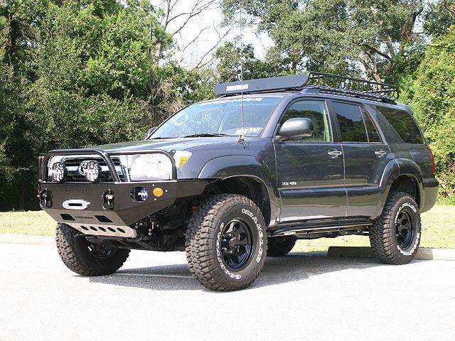 4th Gen Toyota 4Runner Rock Sliders 2003-2009
