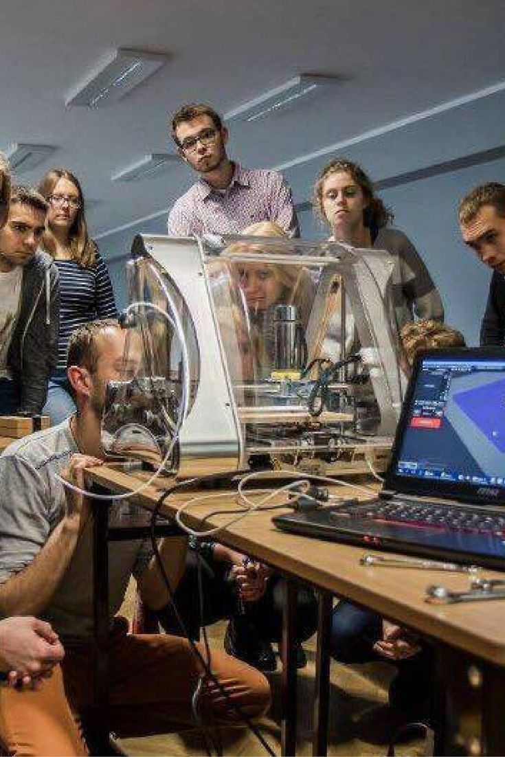 Thanks to our friends from the 3D Phoenix we can support young engineers and designers with ZMorph 2.0 SX. Our machine from now on is available in the PUT Lab a place opened by Poznan University of Technology that gives students access to many modern technologies such as 3D printing.