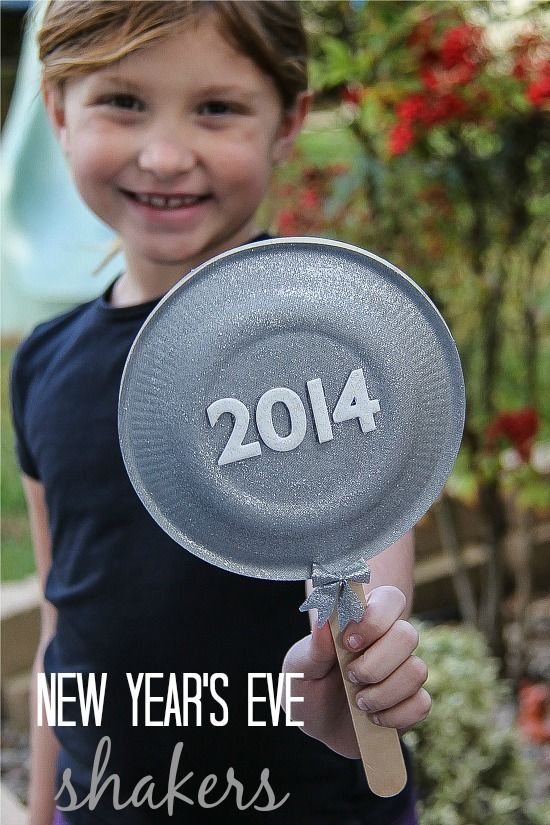 DIY New Year's Eve Noisemakers for Kids #kidcraft #newyears