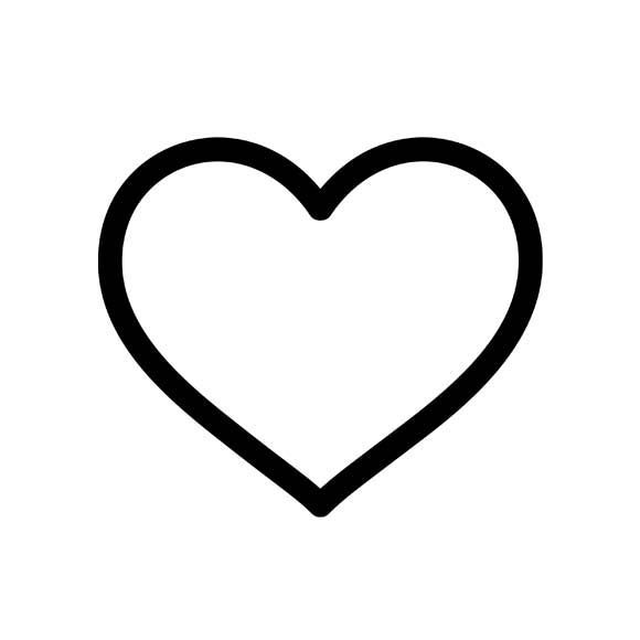 best 25 heart outline tattoo ideas on pinterest love