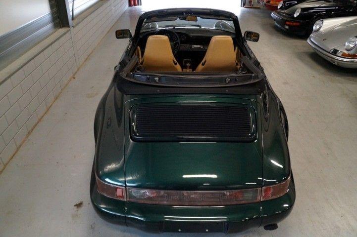 Legendary Classics | 1990 Porsche 911 964 This matching numbers 1990 Porsche 964 Convertible Carrera