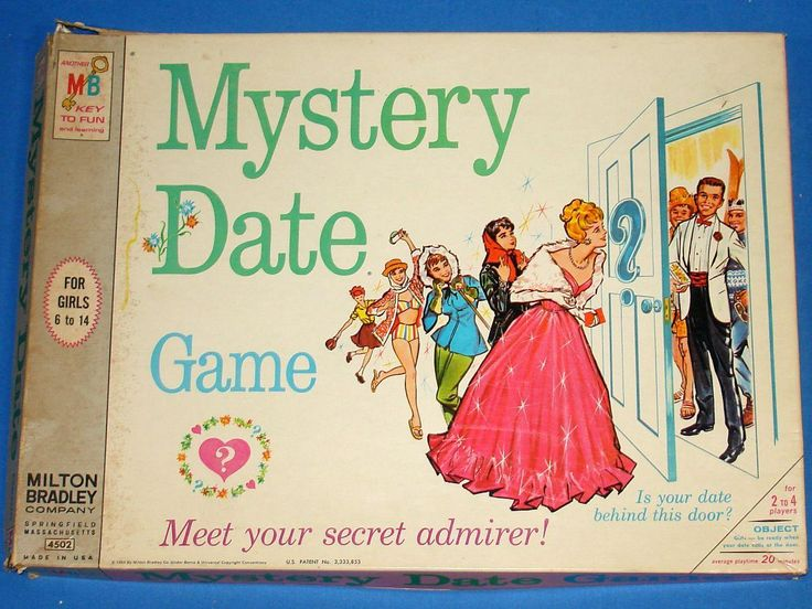 Google Image, the Mystery Date game.  In search of the perfect dream date.
