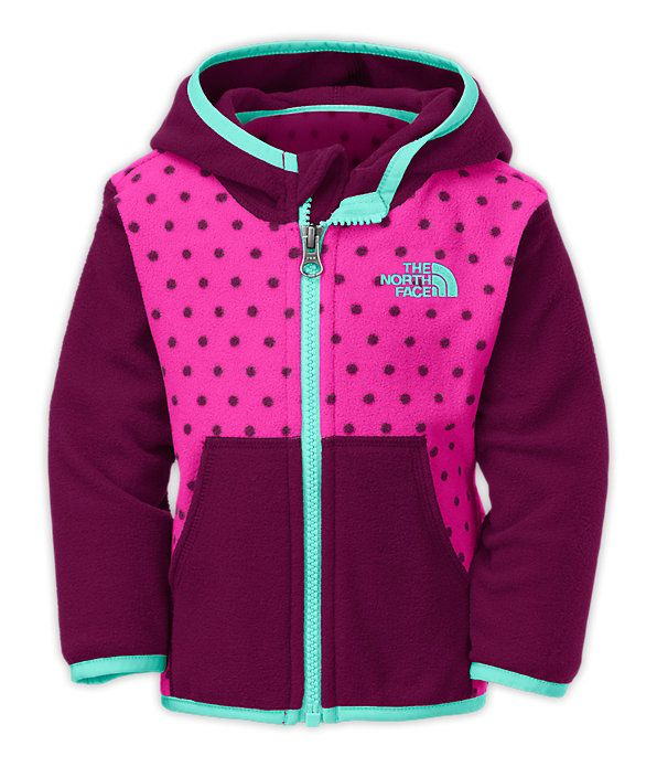 Bundle your kids with this lightweight fleece jacket from The North Face. #GiftOfStyle