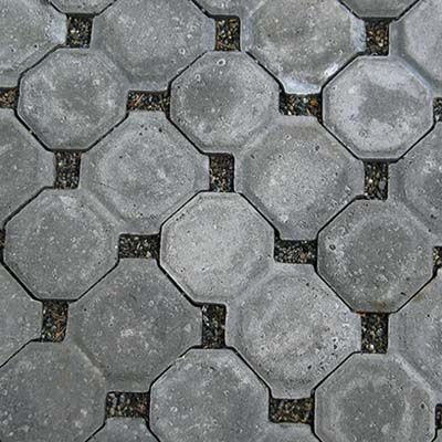 Pervious pavers that help control driveway/walkway flooding and look great.| Photo: Mutual Materials | thisoldhouse.com