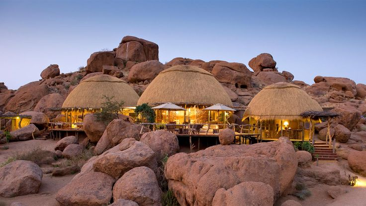 $550 per day inclusive - Camp Kipwe | Twyfelfontein | Accommodation | Namibia