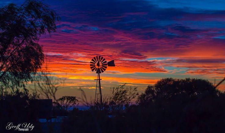 Magic Sunset - Geoff Udy Photography