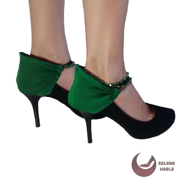 Accesorios forros para tacones #SeleneHeels #Heels #Tacones #Accesories #Accesorios #Forros #Covers