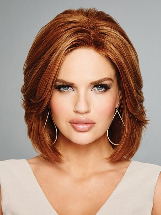 Wigs - The Hollywood and Divine Wig is designed with luxurious, 100% certified authentic remy human hair, along with an ear to ear Swiss Lace Front.