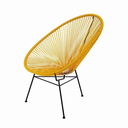 les 25 meilleures id es de la cat gorie fauteuil fil noir sur pinterest metal design danois. Black Bedroom Furniture Sets. Home Design Ideas