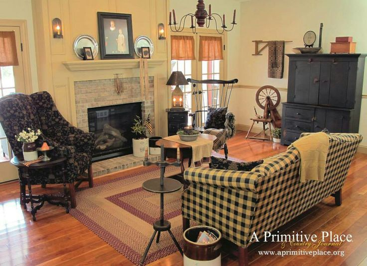 1778 Best Colonial Main Living Rooms And Decor Images On