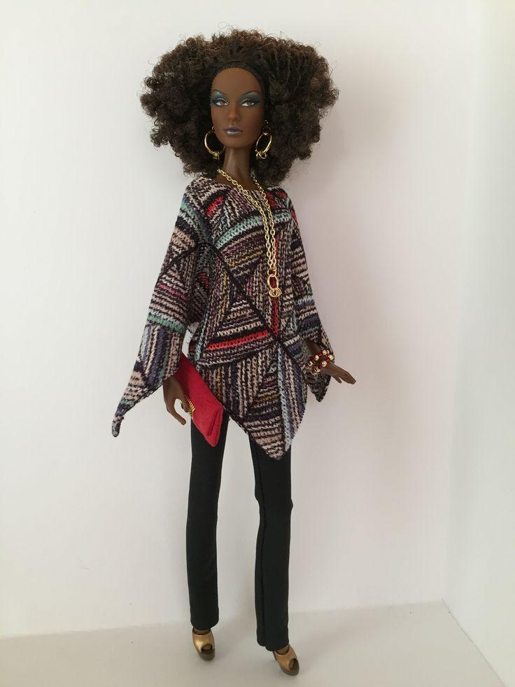 Handmade OOAK 6 Piece Ensemble for Barbie Basics, Silkstone, Fashion Royalty | eBay