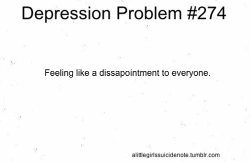 Depression Problems