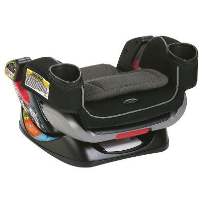 Graco 4Ever Extend2fit All-in-One Convertible Car Seat - Lexington