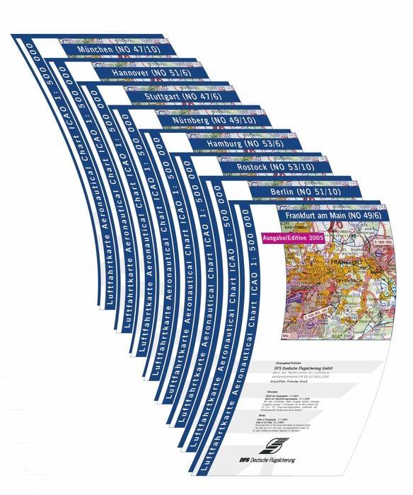 ICAO-Karten 2012