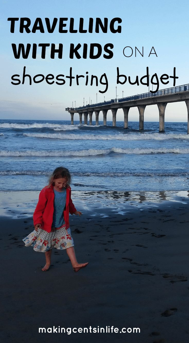 Taking your kids away on holiday doesn't have to break the bank. Check out some tips here for travelling with kids on a shoestring budget.