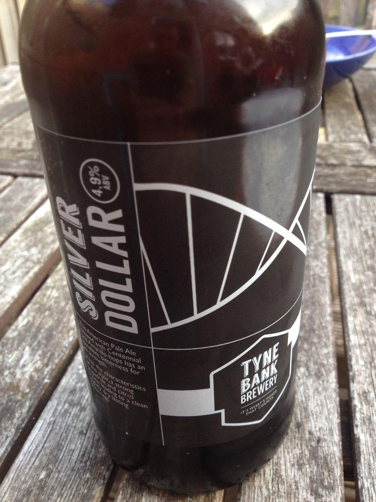 Tyne Bank Brewery American Pale Ale