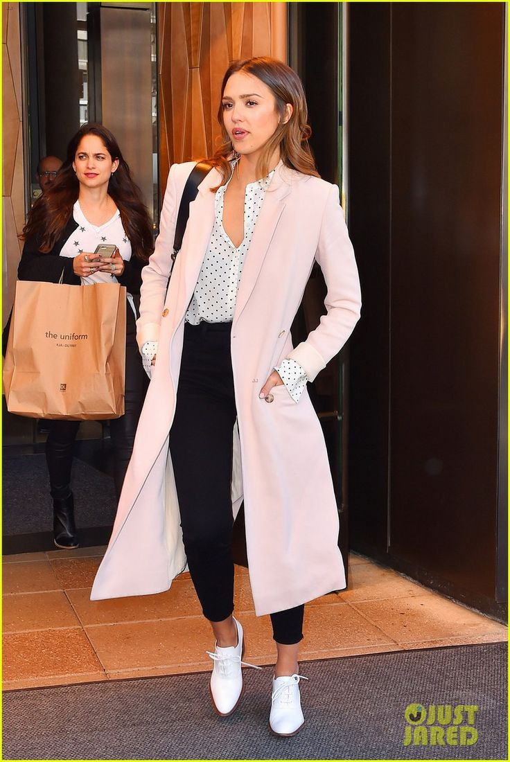 Jessica Alba Gives a Sneak Peek at her Denim Collection