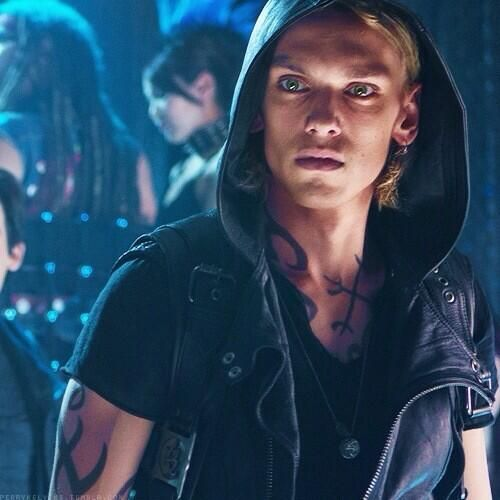 Jace Wayland...I'm not usually one for blond boys, but there's an exception for every rule :)