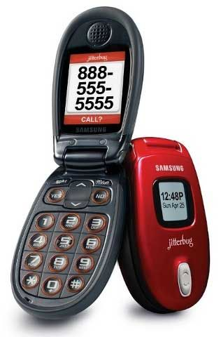 Cell phones for Senior Citizens.
