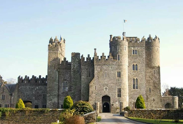 153 best images about ireland on pinterest grand canal for Kildare castle