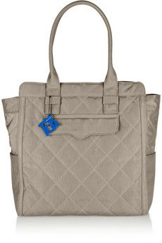 Rebecca Minkoff Teddy quilted nylon tote | THE OUTNET £105 Original price £175 40% off