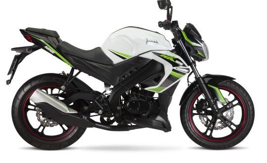 Motocykle 125 - Junak: Motocykle, Motorowery, Skutery. Modele, nowości, promocje, wiadomości wideo.