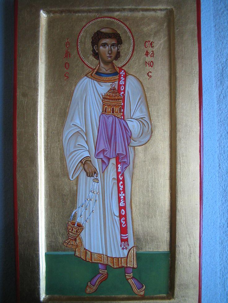 santo Stefano per mano di Assunta Fraraccio