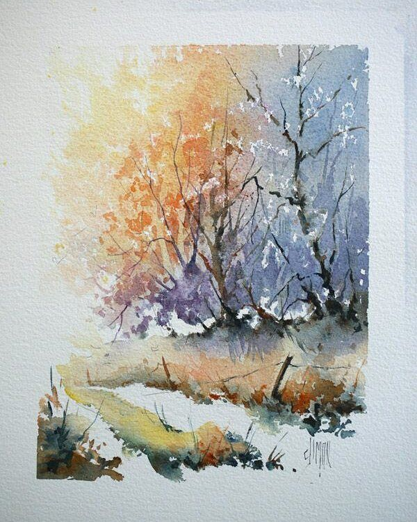 Gefallt 382 Mal 6 Kommentare Watercolour Painting Auf