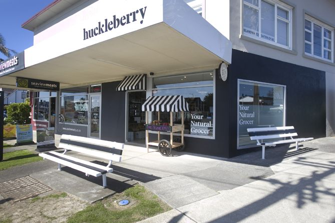 Huckleberry Milford | We've shown you Huckleberry Mt Eden and now it's Milford's turn to bask in some glory.