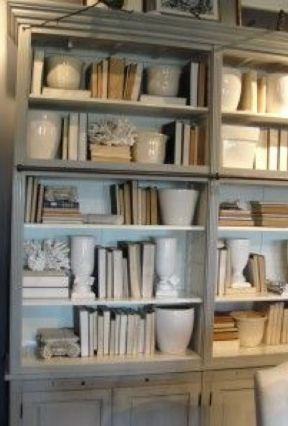 Great bookcase styling Awesome!!!!