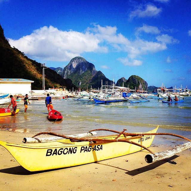 #ElNido #Palawan #Philippines ⛵️⚓ The world is a book, and those who do not travel, read only one page.⛵️ This time #5sailsonthego  goes to Philippines #5sailsgoestophilippines because #boating #itsmorefuninthephilippines  ⛵️ Мир — это книга, и те, кто не путешествуют, читают лишь одну ее страницу  В этот раз мы отправились за #впечатления на #Филиппины  #puhkus #southchinasea #sailing #sailboats #goodlife #holiday #vacation #visitphilippines #эльнидо #яхтинг #путешествие