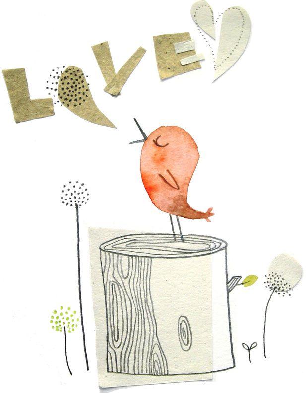Love ♥ ~ Cécile Hudrisier