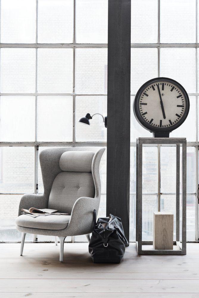 Ro fra Fritz Hansen Lounge chair #chair