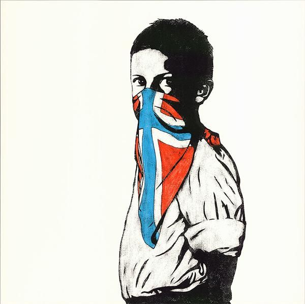 Vandal by DOLK is a Signed Limited Edition Print. All Epoch Art Gallery prints include FREE UK delivery.