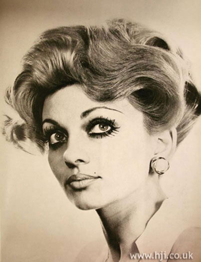 1969 Large Waves Hairstyle 1960s Hairstyles Pinterest Galleries Hairstyles And Large Waves