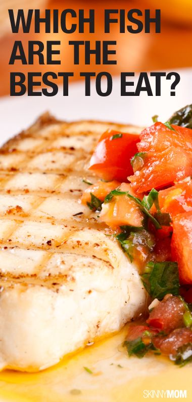 Get the skinny on the best fish you need to be eating.